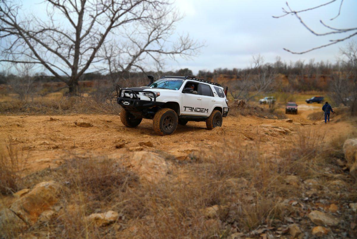 Tandem Rig On Trail 7 G6 A9903
